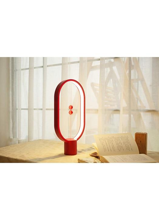 Lampe magnétique Heng Balance rouge - Grossiste Lampe Heng balance rouge